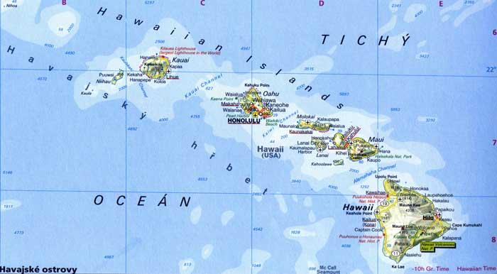 Havajske Ostrovy